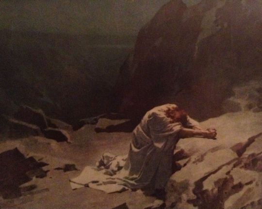 Christ In Gethsemine