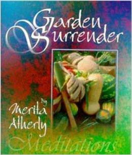 """Image of Merita's Book """"Garden Surrender"""""""