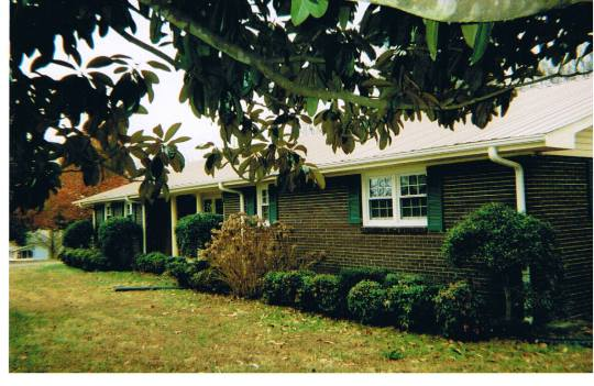Photograph of House