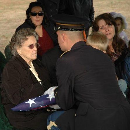 Pop's Funeral