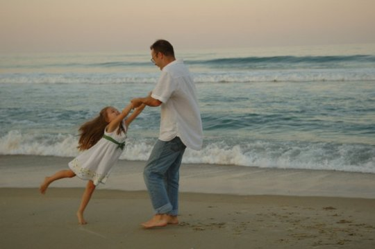 Image of Dad & Daugher Dance