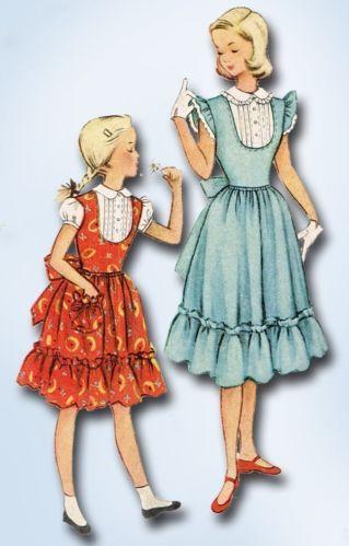 Image of Bibbed dress