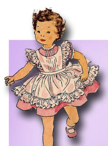 image of pink lacy dress