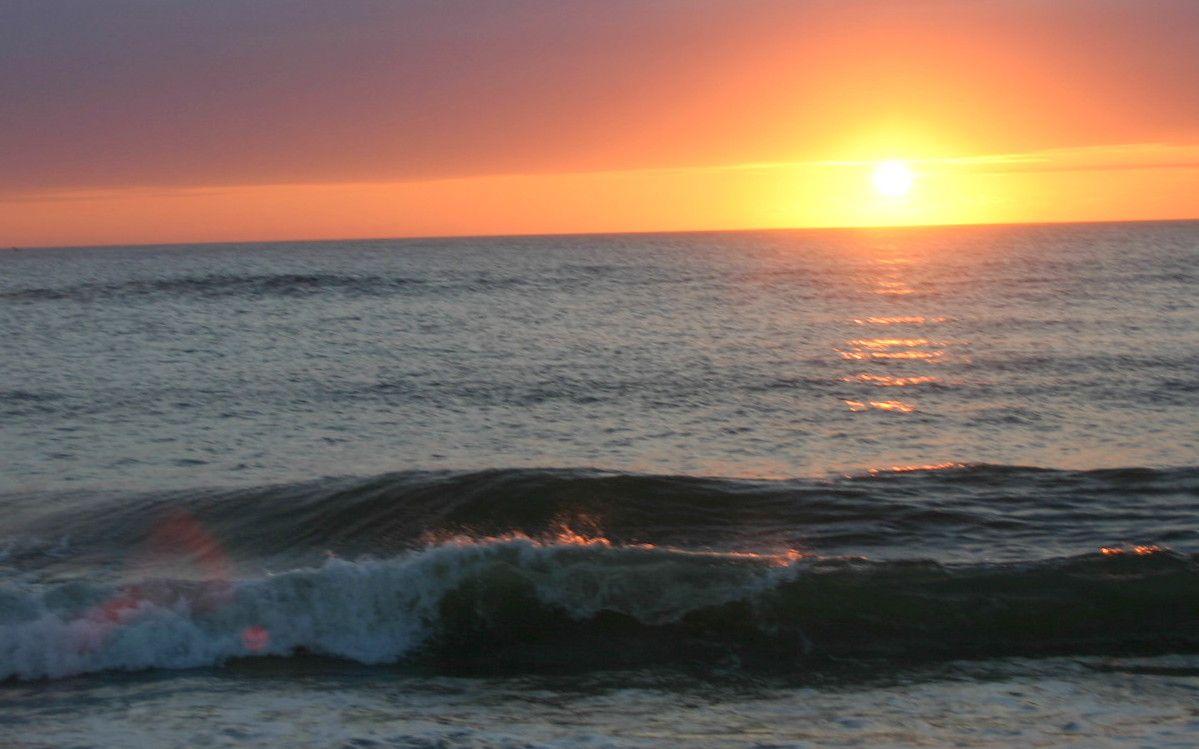 Jeri's image of Hatteras Sunrise