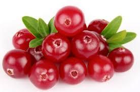 image of cranberries